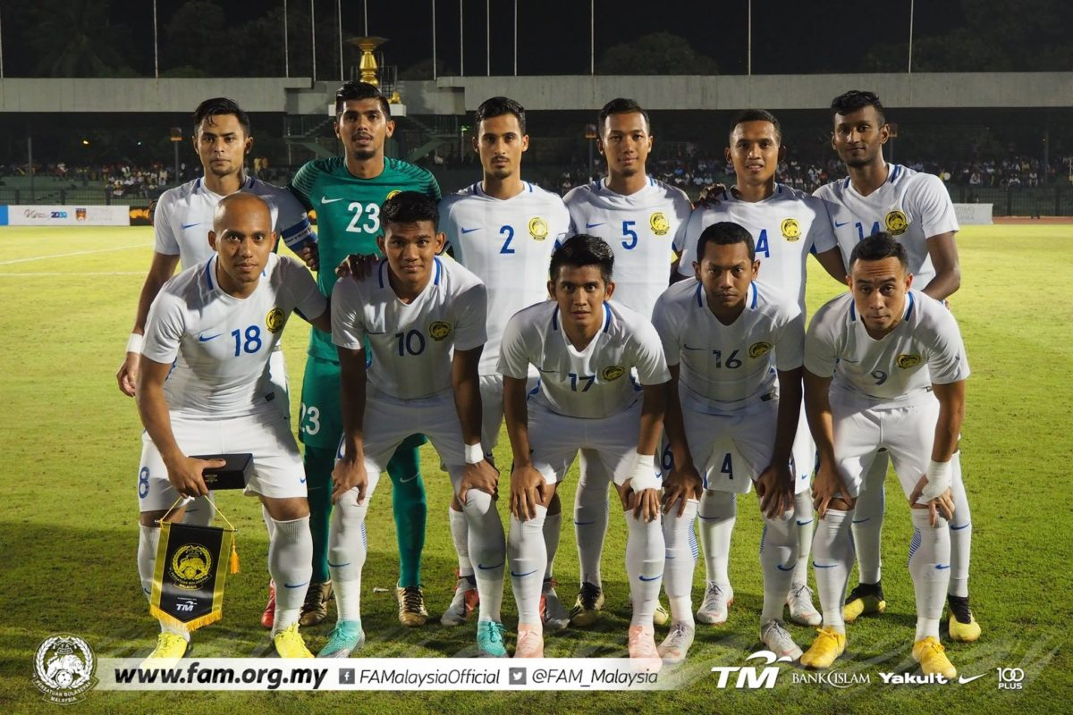 fifa ranking malaysia