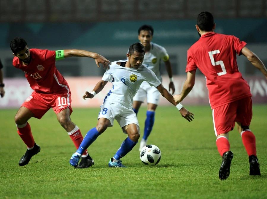 Faisal Halim U23