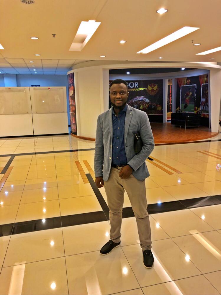 Micheal Omujuwa