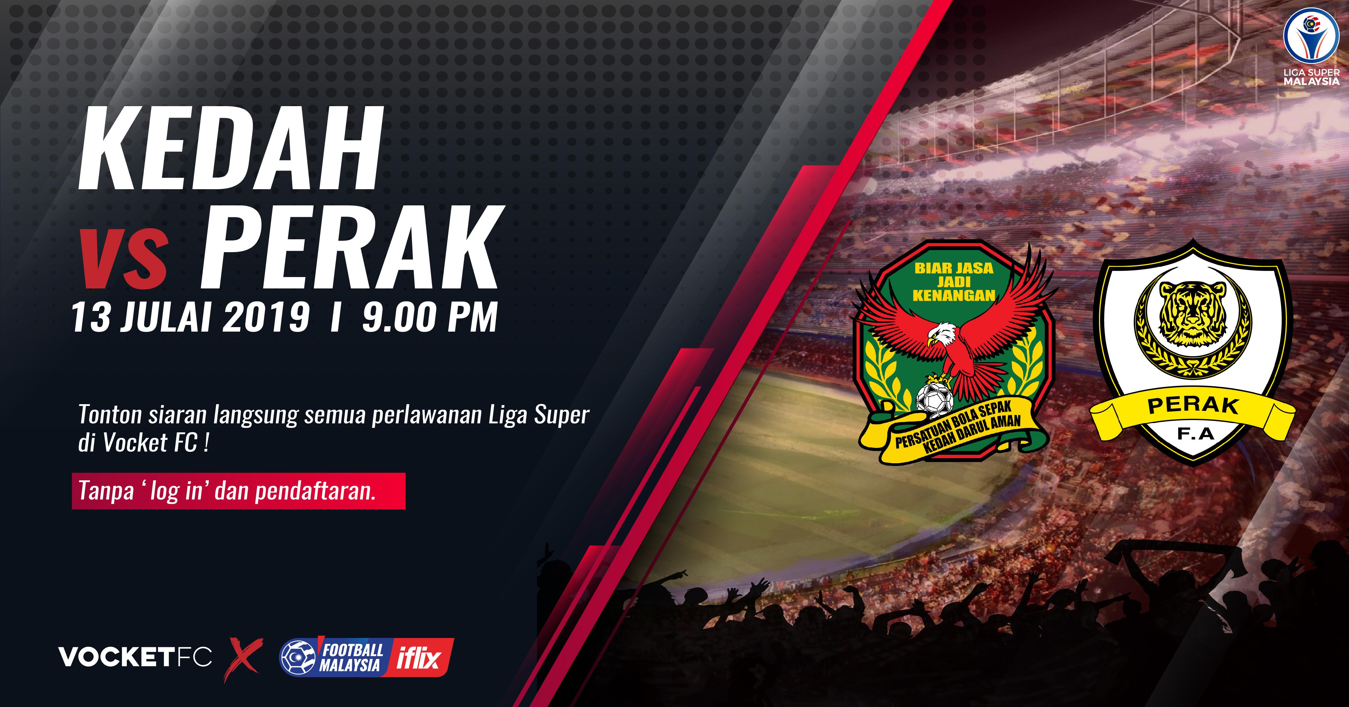 Kedah vs Perak-01