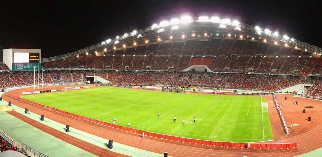 Stadium Rajamangala