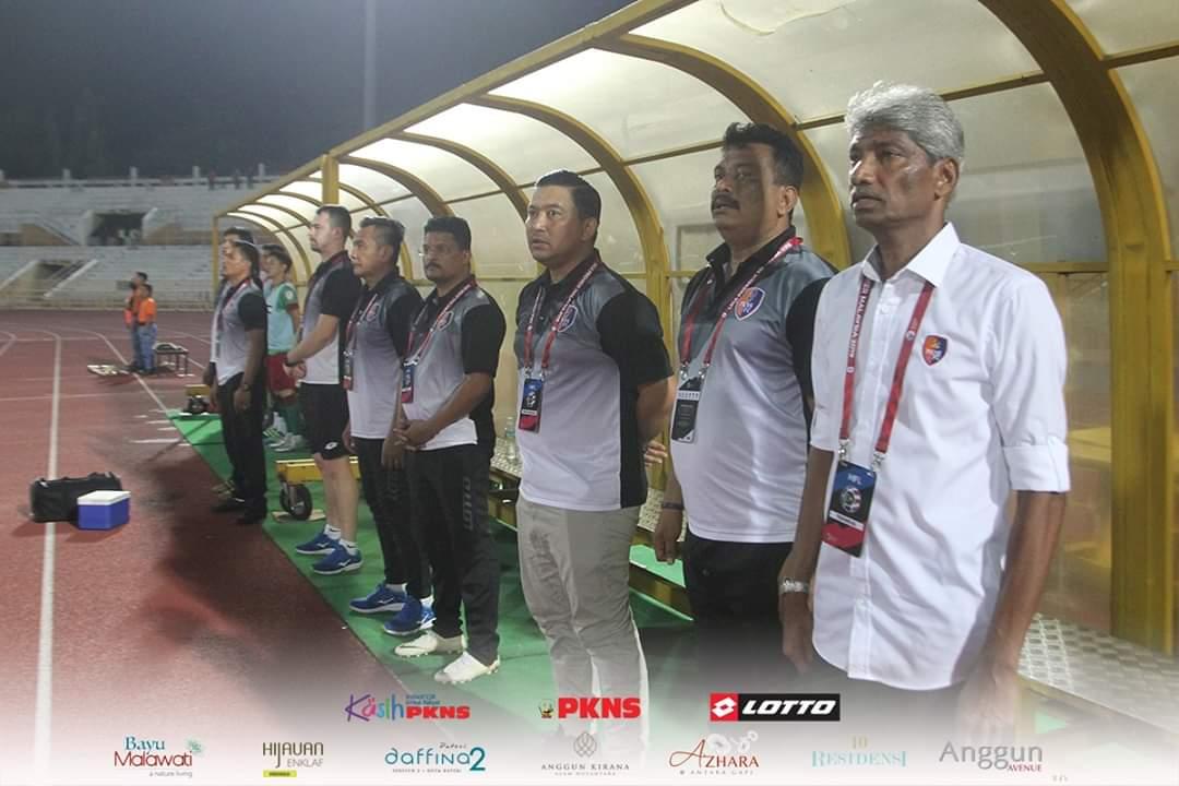 Staf kejurulatihan PKNS FC