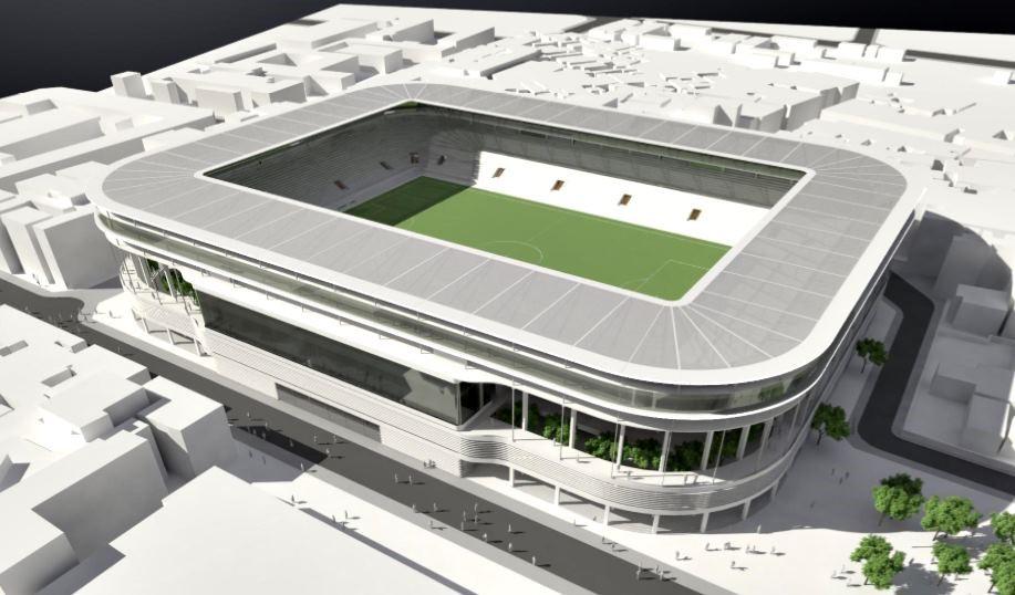 Ho Chi Minh new Stadium