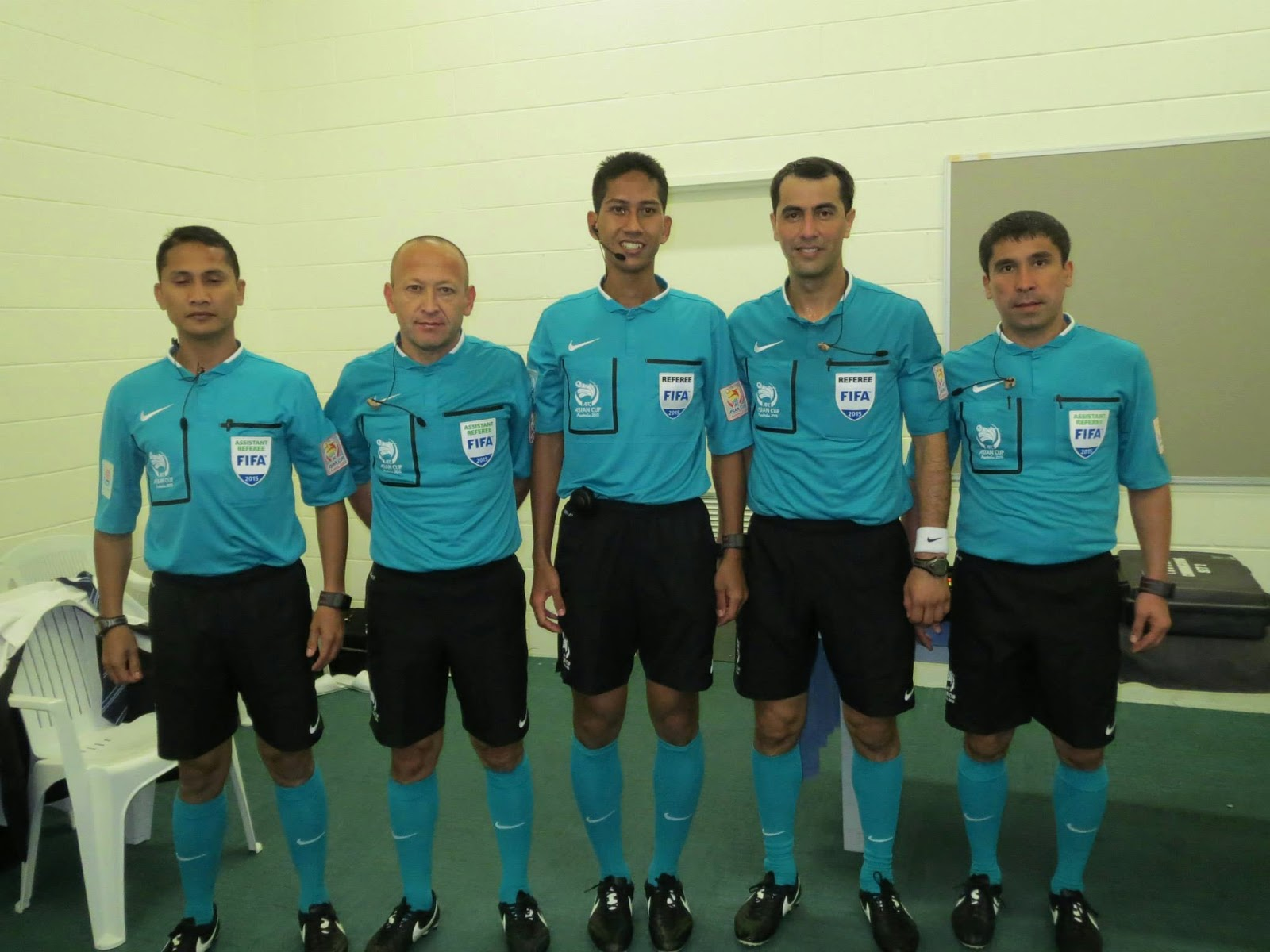 2015 AFC ASIAN CUP – Australia vs Kuwait – Irmatov (Uzbekistan)