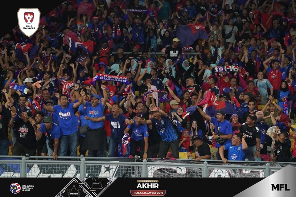 Fans JDT