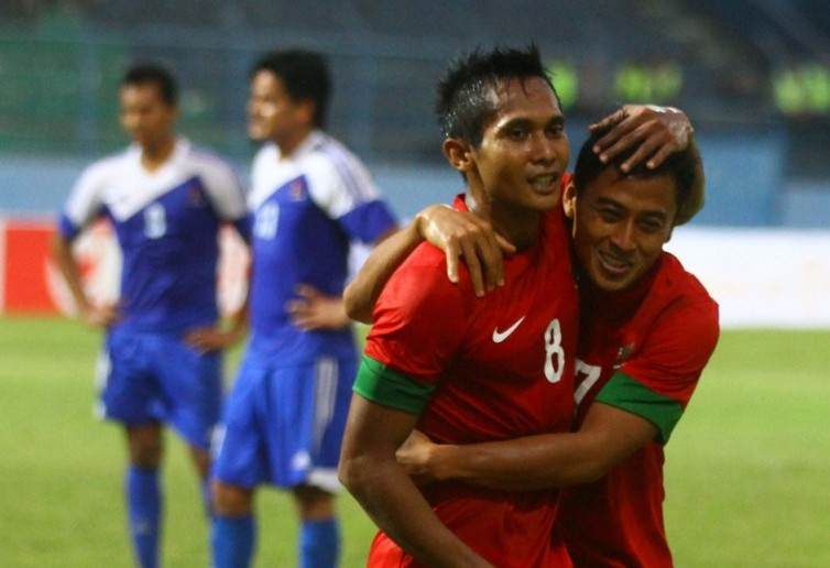 Hendro Siswanto saat berseragam Timnas Indonesia. (Foto: Bolaskor).