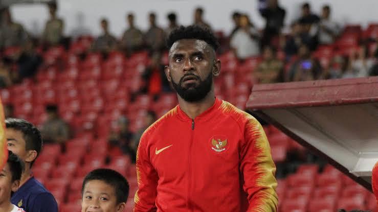 Bek Timnas Indonesia, Yanto Basna. (Foto: Goal.com).