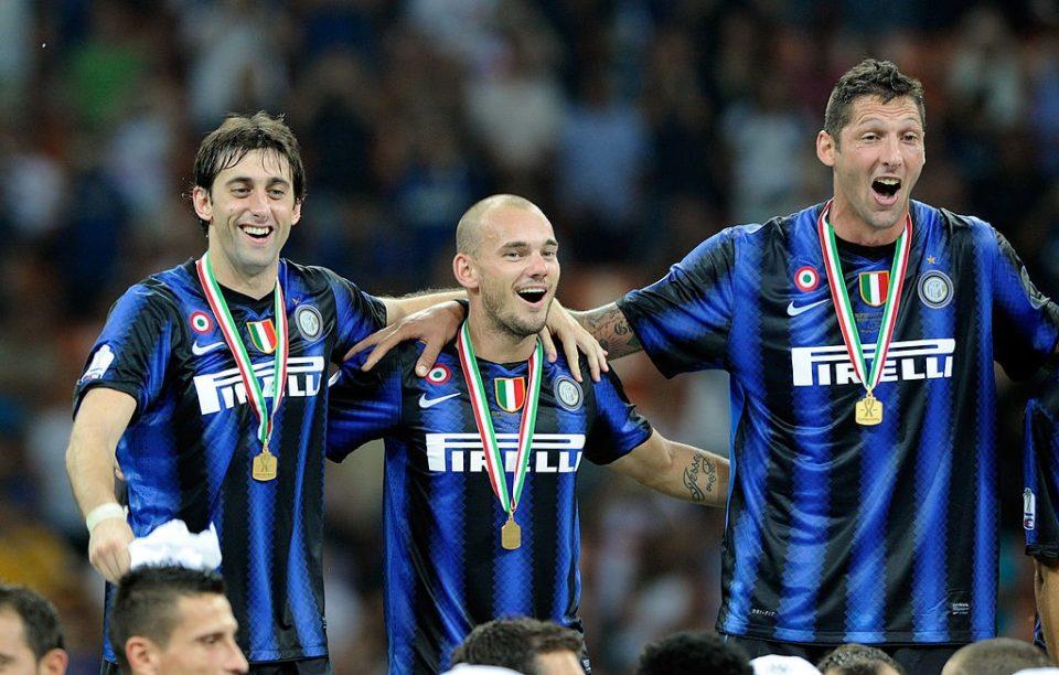 Mantan pemain Inter Milan, Marco Materazzi. (Foto: Sempre Inter).