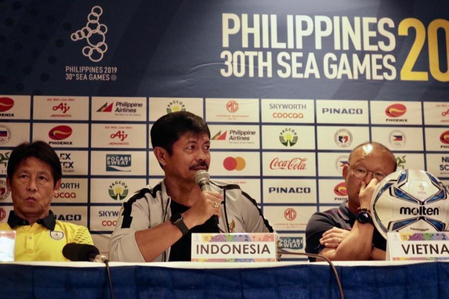 Pelatih Timnas Indonesia U-23, Indra Sjafri. (Foto: PSSI).