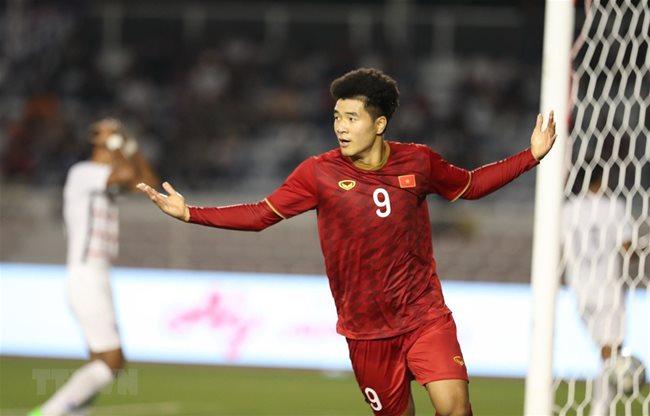 Striker Timnas Vietnam U-23, Ha Duc Chinh. (Foto: Saigon Times).
