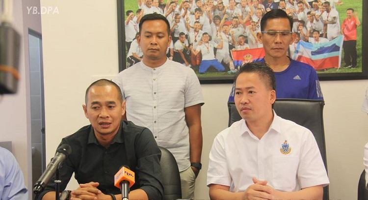 Pelatih baru Sabah FA, Kurniawan Dwi Yulianto. (Foto: Buletin Sabah).