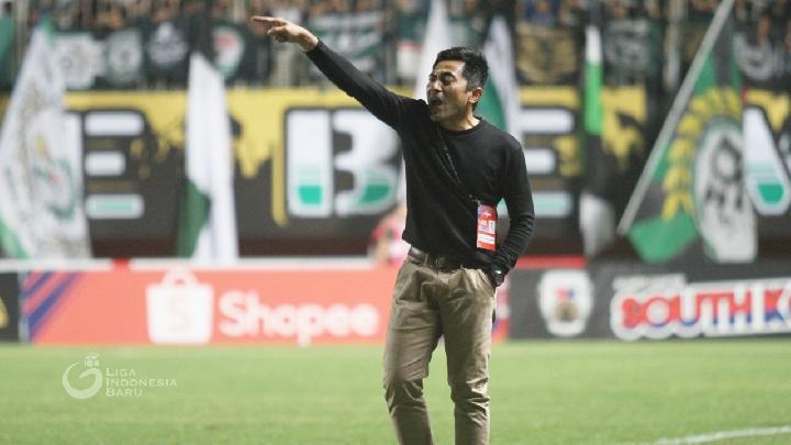 Pelatih PS Sleman di Liga 1 2019, Seto Nurdiyantoro. (Foto: Liga-Indonesia.id).