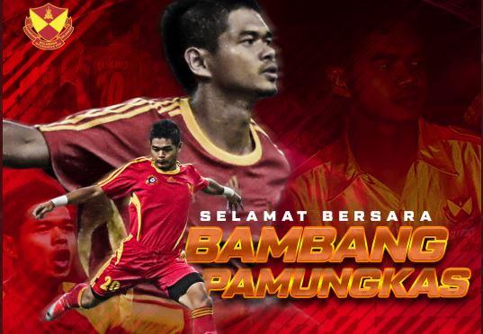 Selangor FA apresiasi jasa Bambang Pamungkas. (Twitter/@FASelangorMy).