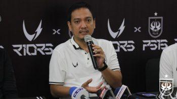 CEO PSIS Semarang, Yoyok Sukawi. (Twitter/@psisfcofficial).