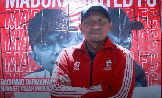 Rahmad Darmawa. (Foto: Madura United