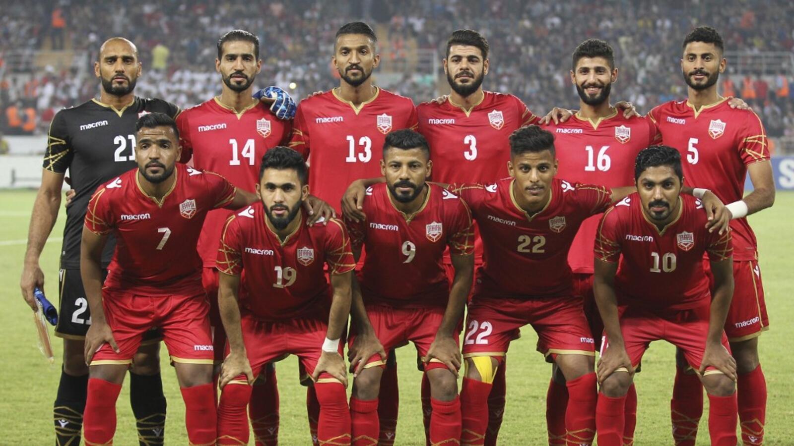 bahrain squad 2019