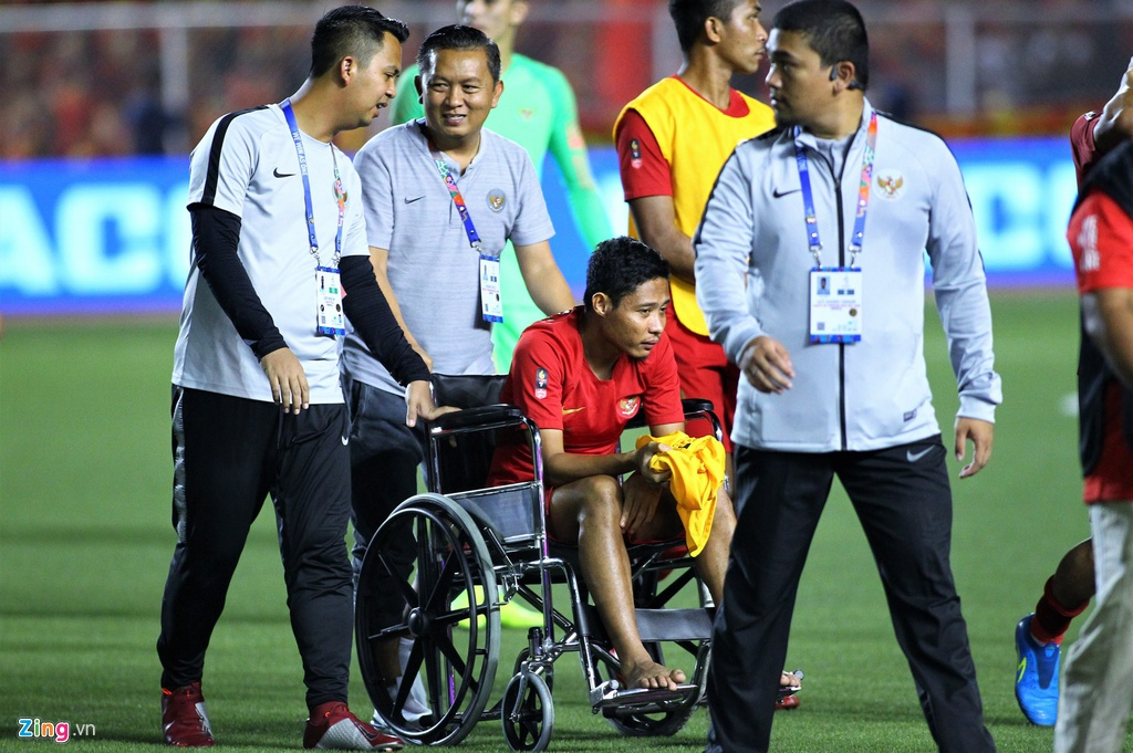 Evan Dimas. (Foto: Zing.vn).