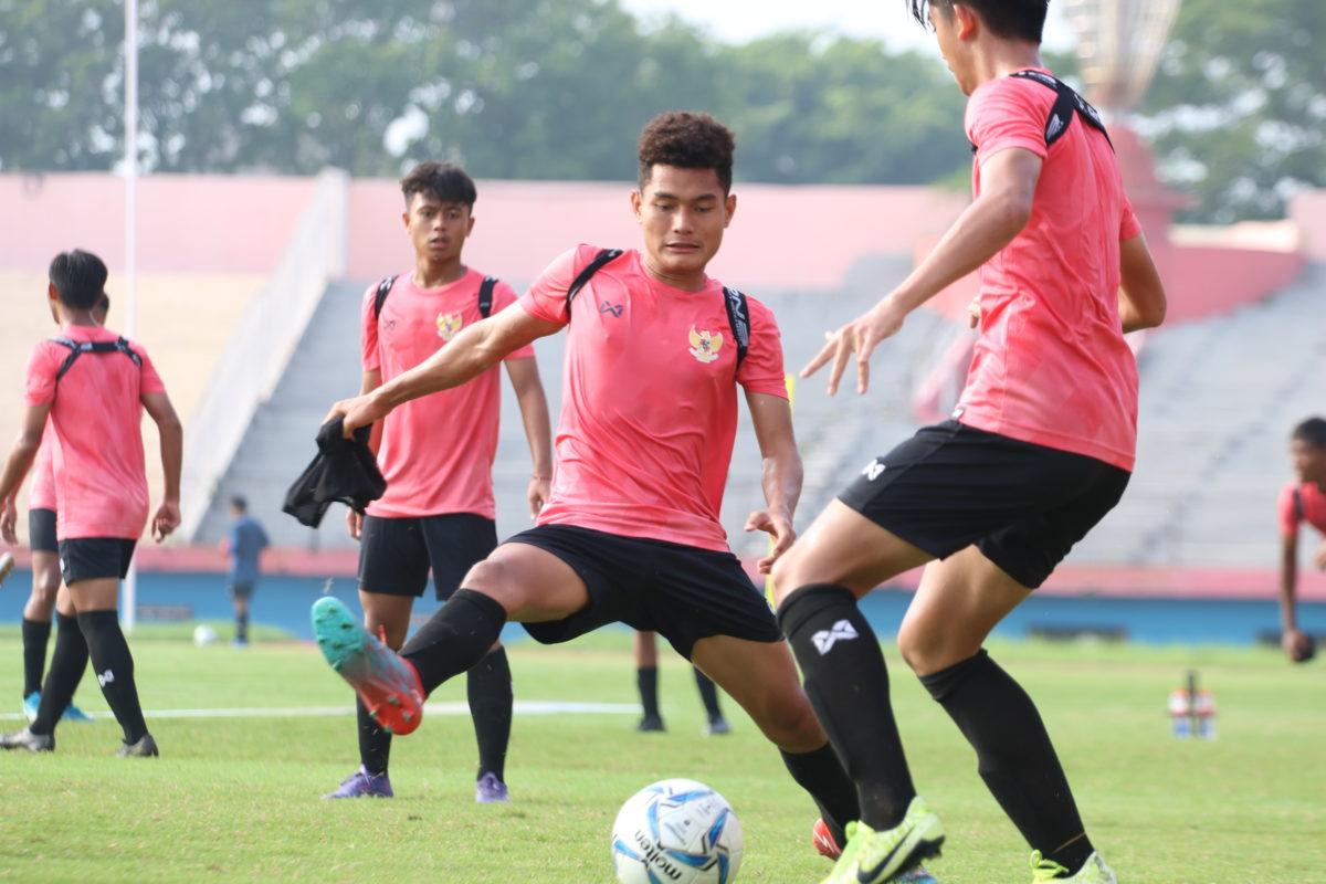 Timnas Indonesia U-16. (Dok. PSSI).