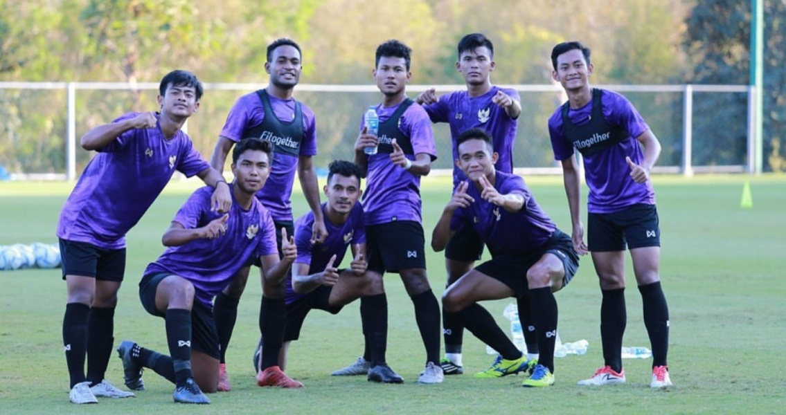 Timnas Indonesia U-19. (PSSI).