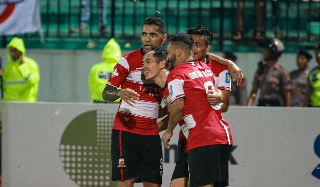 Madura United. (Foto: Instagram/@maduraunited.fc).