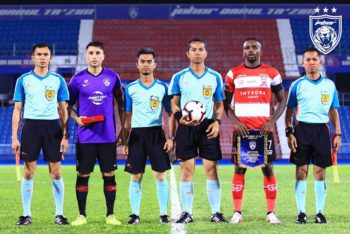 JDT II vs Madura United. (Facebook/ Johor Southern Tiger).