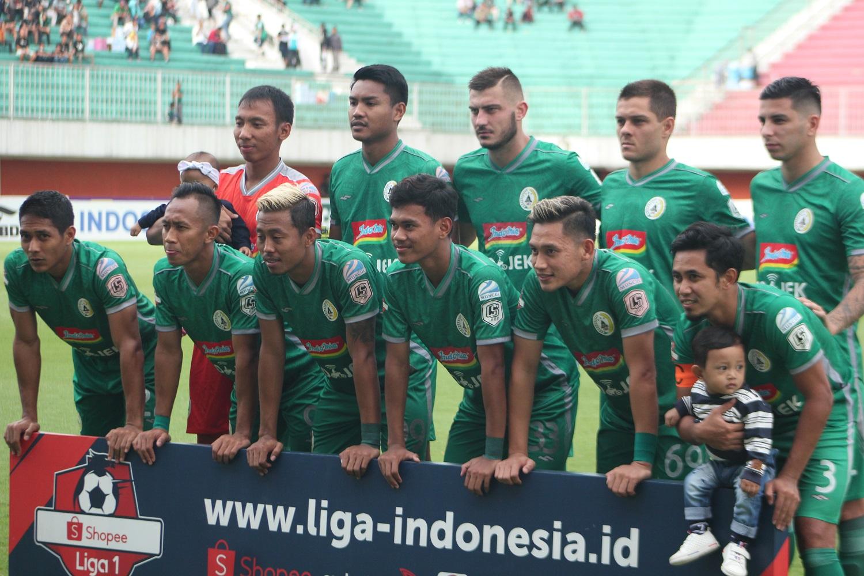PSS Sleman di Liga 1 2020.