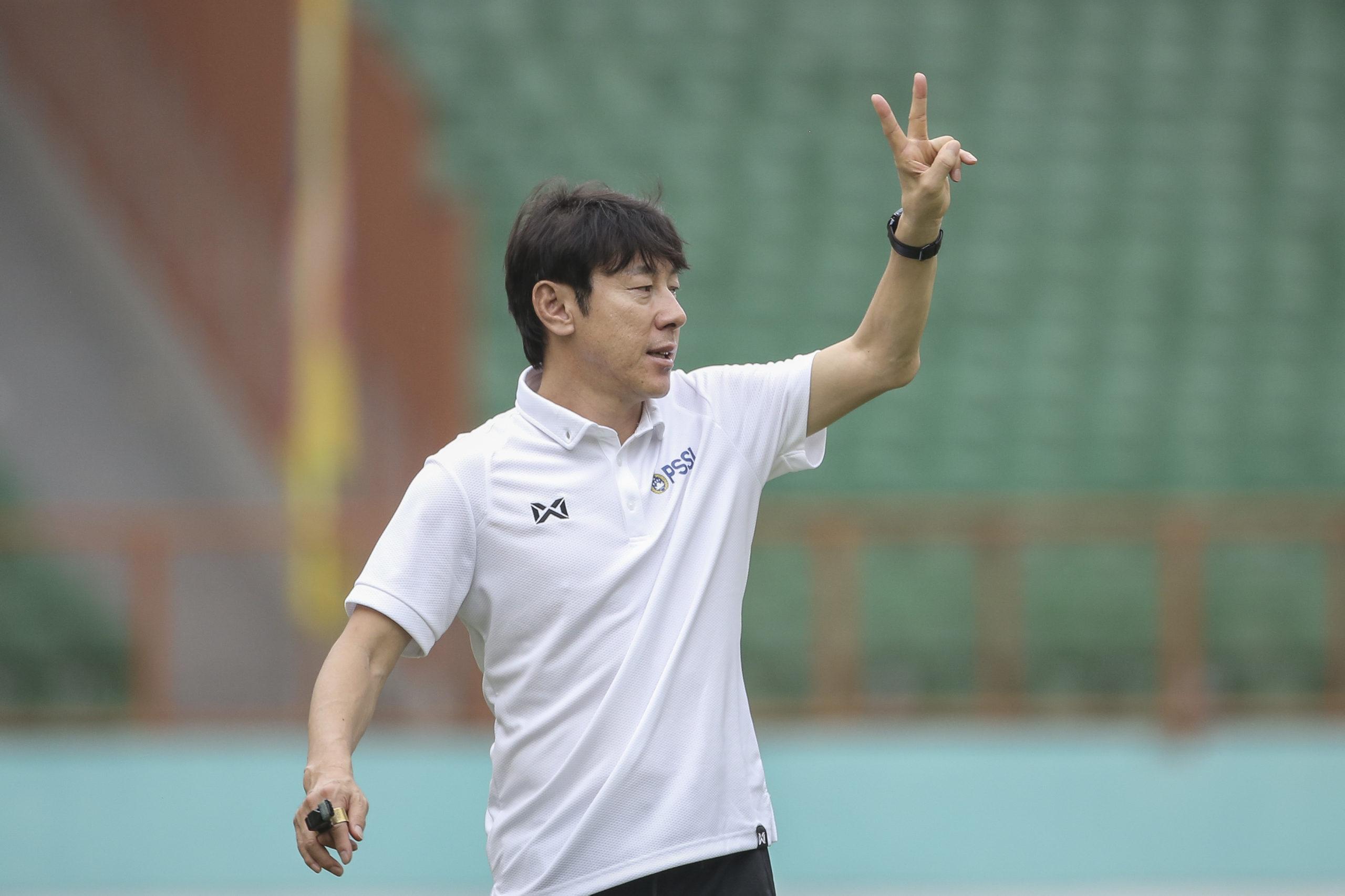 Shin Tae-yong. (Dok. PSSI).