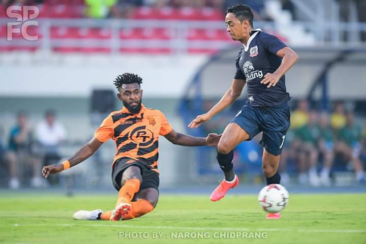 Yanto Basna. (Foto: Suphanburi FC).