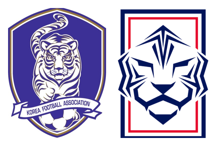 Logo baru Korea FA