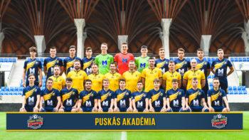Puskas Akademia. (Foto: Plfa.hu).
