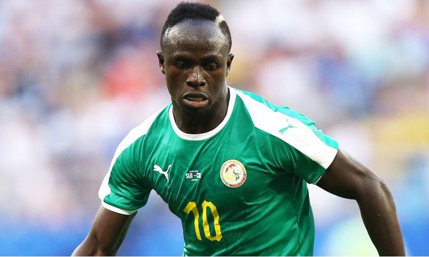 Kapten Timnas Senegal, Sadio Mane. (Foto: Liverpool FC Indonesia).
