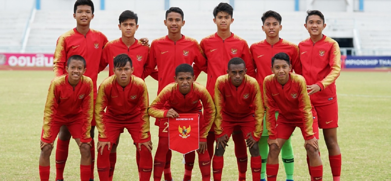Timnas Indonesia U-16. Foto: PSSI