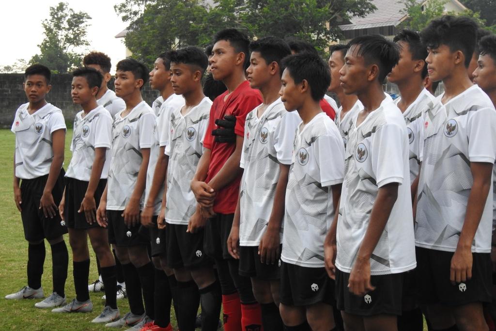 Timnas Indonesia U-16. (Foto: PSSI).