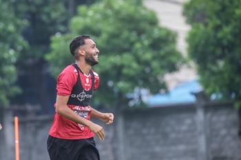 Willian Pacheco. (Dok. Bali United).