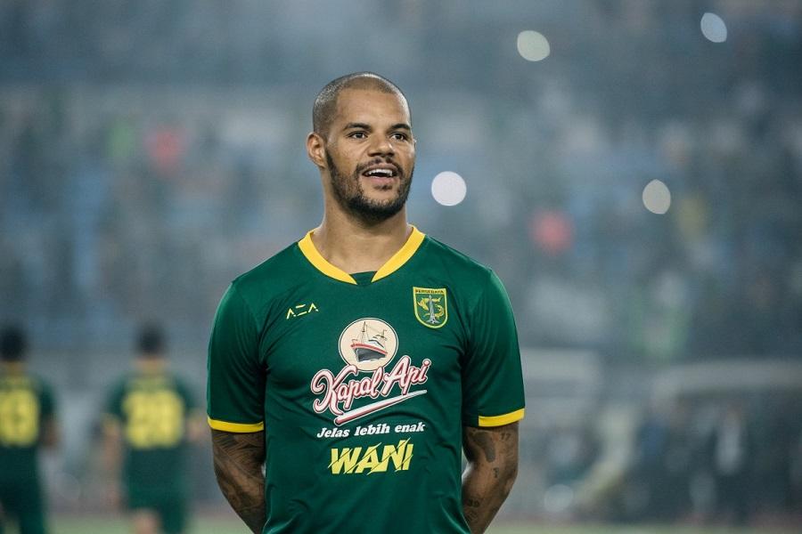 David da Silva. (Foto: Persebaya.id).