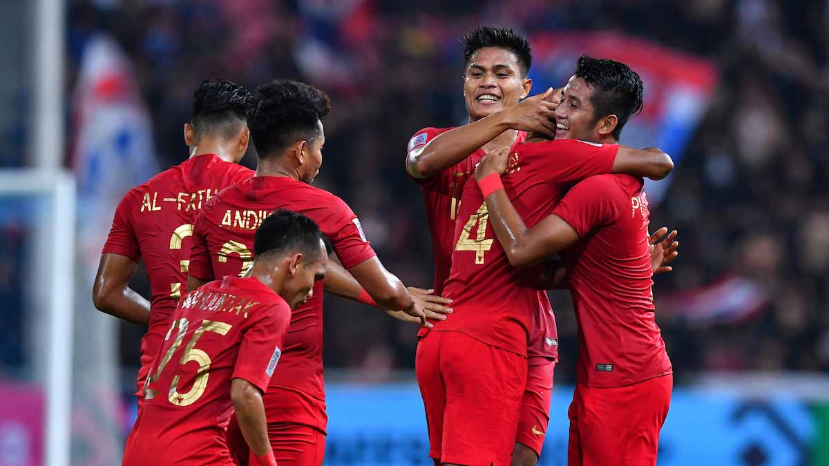 AFF SUZUKI CUP 2018 Final Rounds Group B, Thailand vs Indonesia