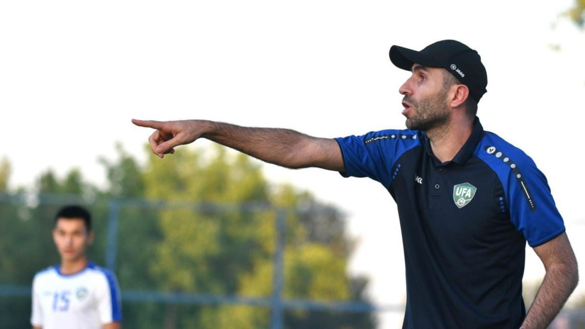 Pelatih Timnas Uzbekistan U-19, Timur Kapadze. (Foto: AFC).