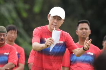 Manajer pelatih Timnas Indonesia, Shin Tae-yong. (Dok. PSSI).