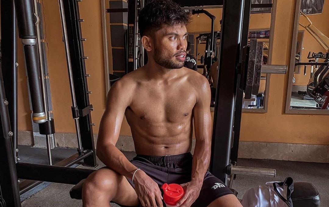 Bhayangkara FC, Saddil Ramdani. (Instagram/@saddilramdanii).