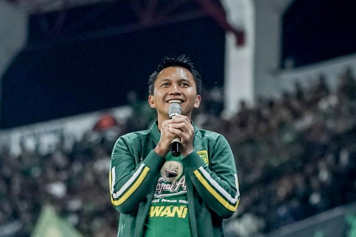Presiden Persebaya Surabaya, Azrul Ananda. (Foto: Persebaya.id).