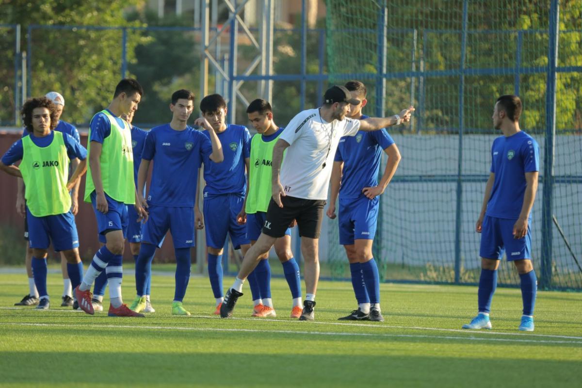 Timnas Uzbekistan U-19. (Foto: FA Uzbekistan).