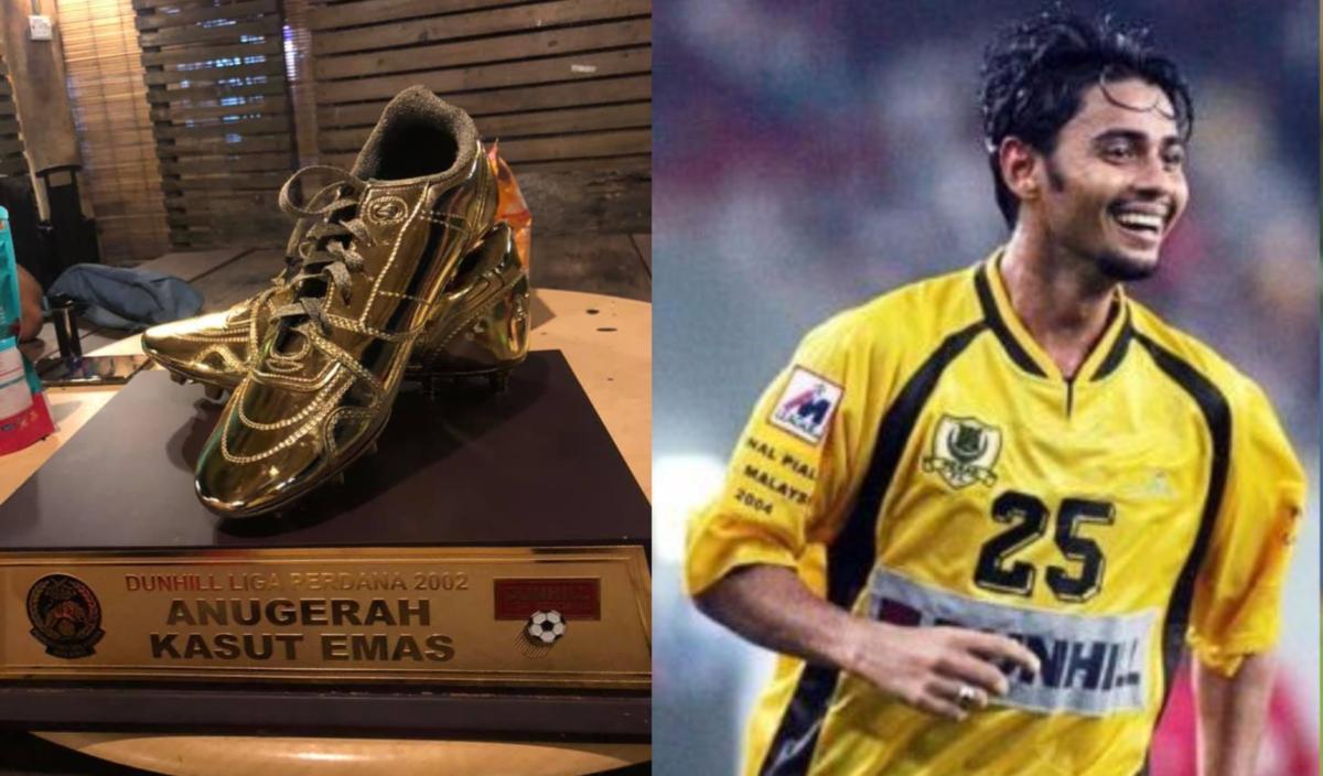 Khalid Jamlus 'Tolak' Kasut Emas Pada Harga RM10,100 Melalui ...