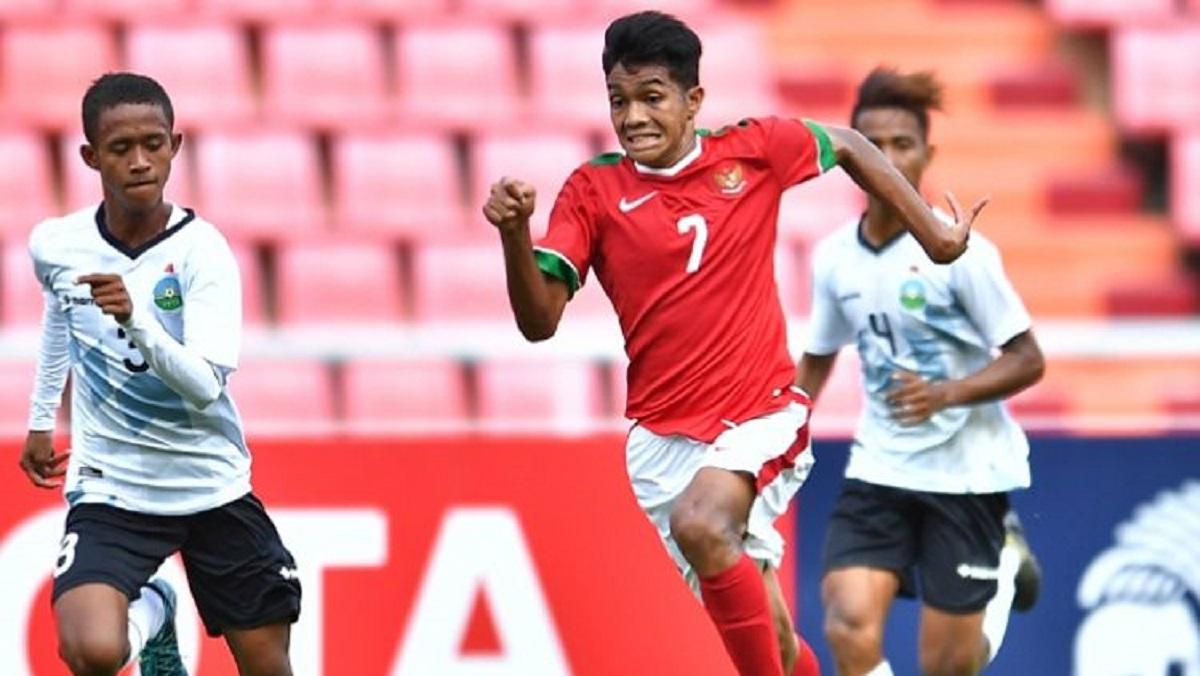 Amanar Abdillah. (Foto: AFC).