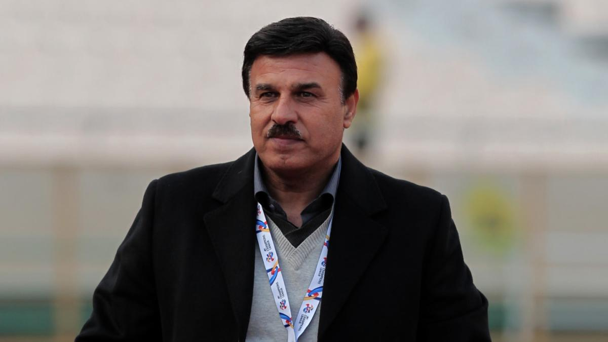 Pelatih baru Timnas Iran U-19, Parviz Mazloumi. (Foto: AFC).