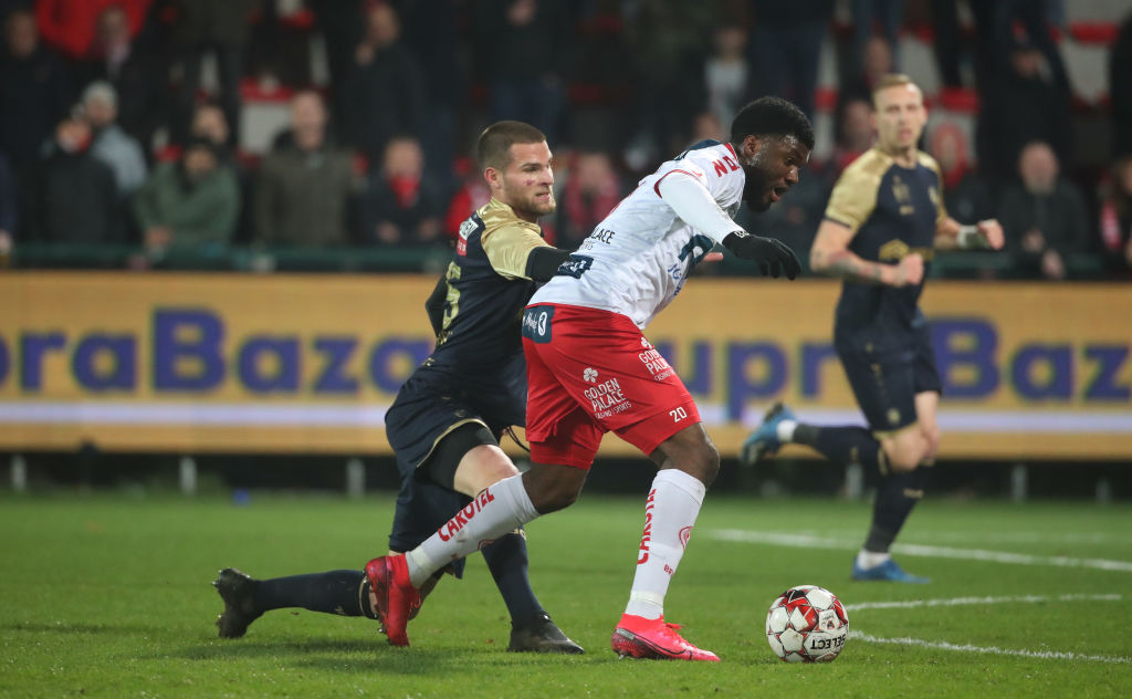 Kelab Ligue 1 Perancis Fc Lorient Semakin Hampir Dapatkan Terem Moffi