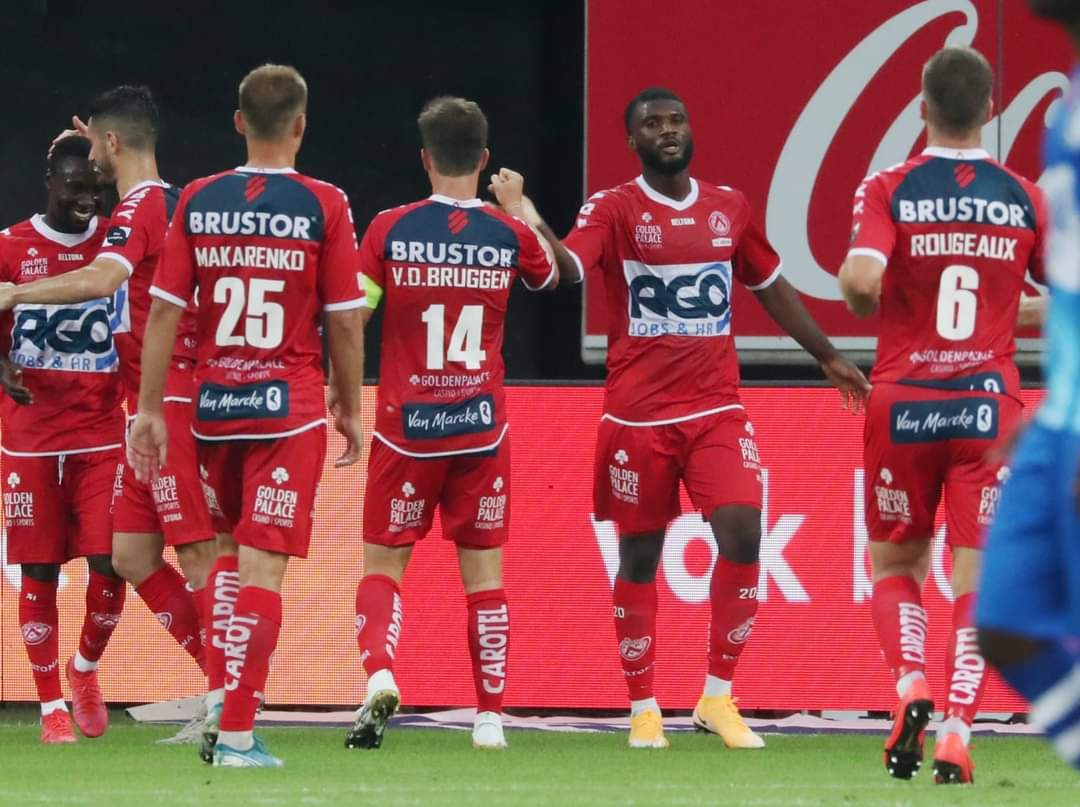Penjualan Terem Moffi Ke Fc Lorient Menjadi Urus Niaga Terbesar Kv Kortrijk