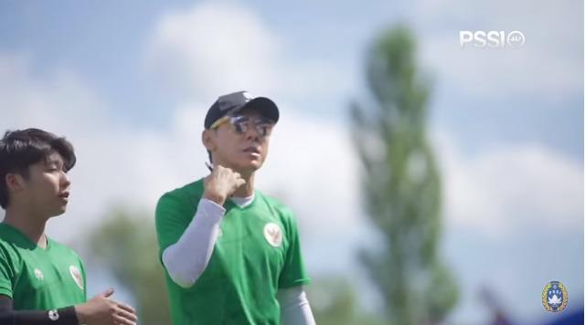 Shin Tae-yong. (PSSI)
