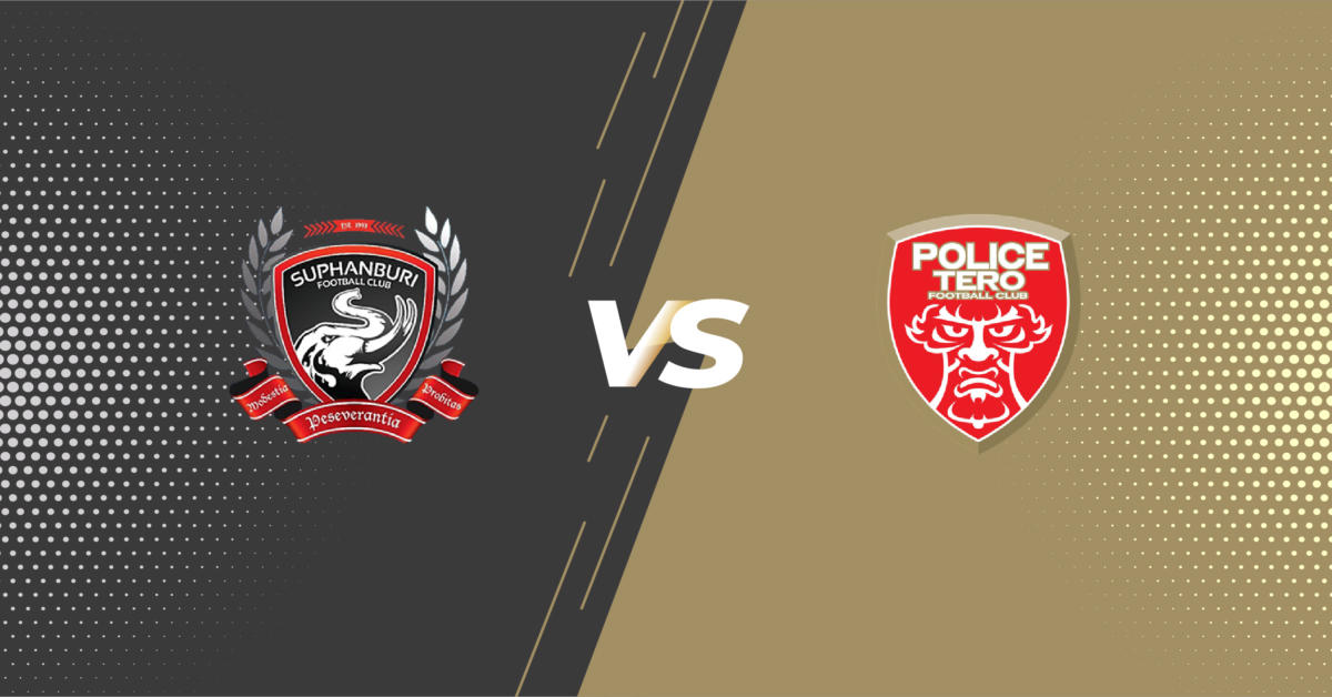 SUPHANBURI VS POLICE TERO-01
