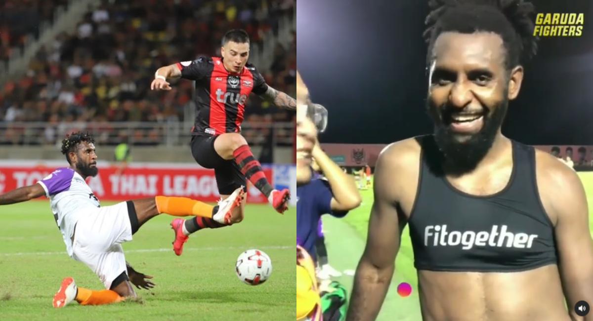 Bek Prachuap FC, Yanto Basna