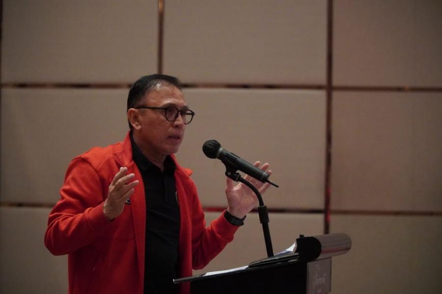 Ketua Umum PSSI. Mochamad Iriawan alias Iwan Bule. (PSSI)